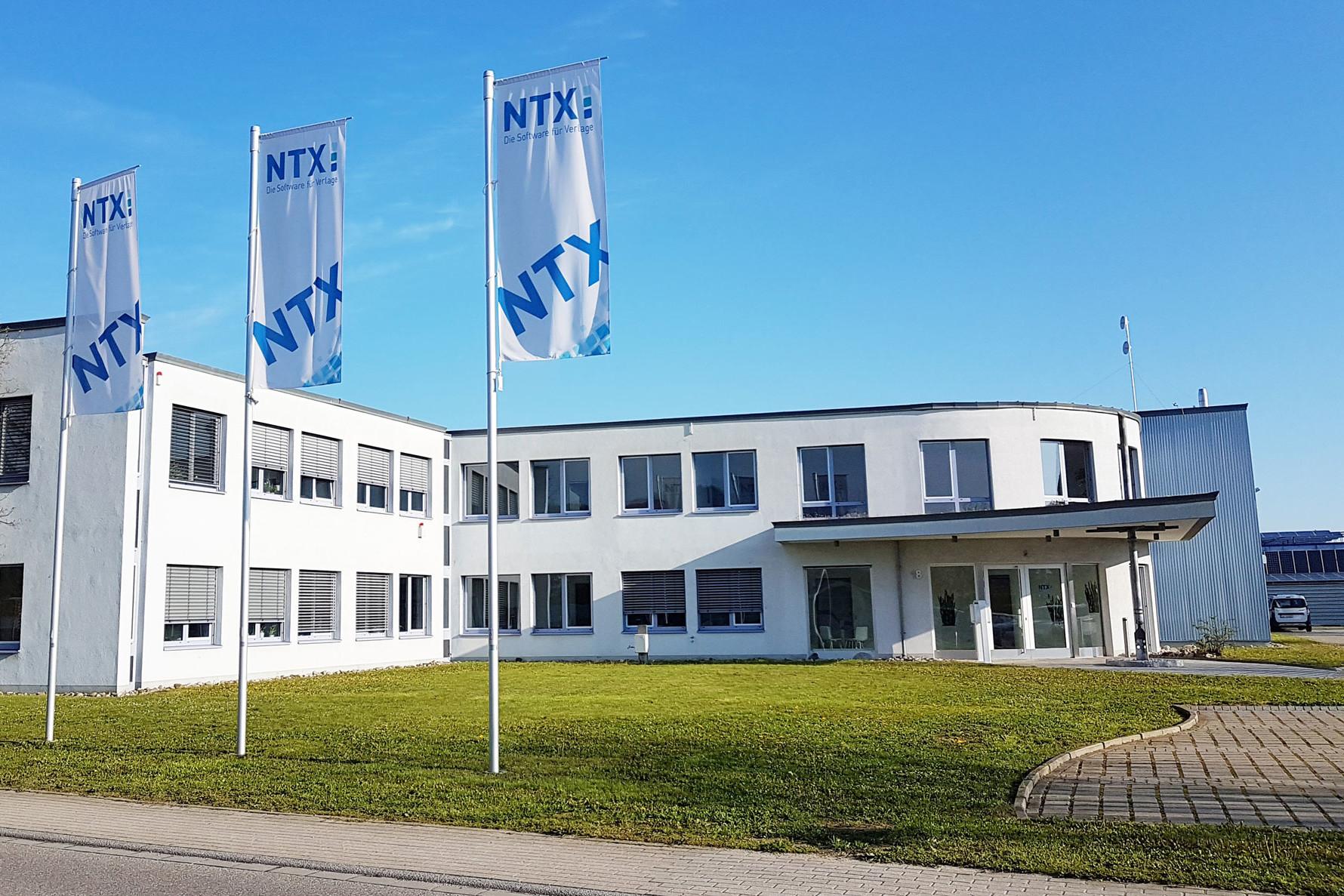 Firmensitz der NTX-Gruppe in Endingen.